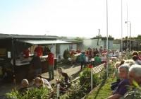 Grillfest am Weinberg