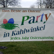Osterparty in Kahlwinkel