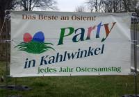 Osterparty in Kahlwinkel